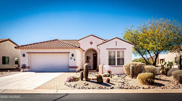 909 N Turquoise Vista Drive, Green Valley, AZ 85614 (#22104005) :: Tucson Real Estate Group