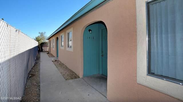 1418 N Hualpai Road, Tucson, AZ 85745 (#22104019) :: The Local Real Estate Group | Realty Executives