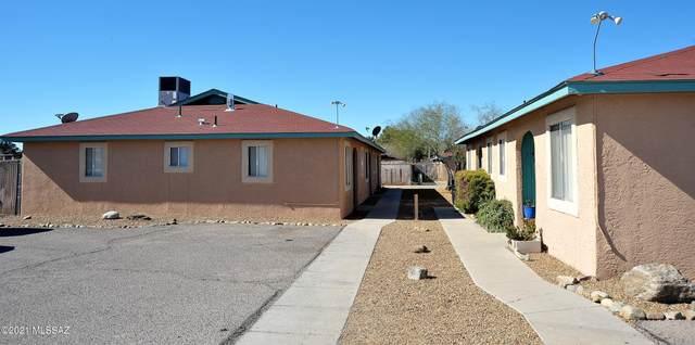 1409 N El Rio Drive, Tucson, AZ 85745 (#22104020) :: Gateway Realty International