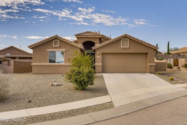 1491 N Via Ures, Green Valley, AZ 85614 (#22104022) :: Gateway Realty International