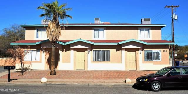 655 E Drachman Street, Tucson, AZ 85705 (#22104025) :: Long Realty - The Vallee Gold Team