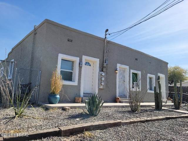 1221 S 11Th Avenue, Tucson, AZ 85713 (#22104071) :: Gateway Realty International