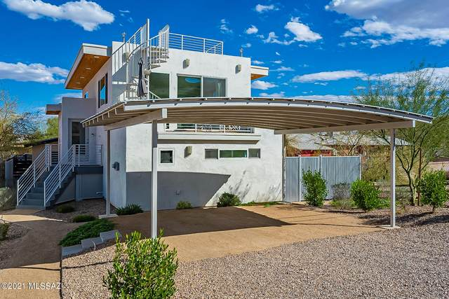 151 N Silverbell Road S, Tucson, AZ 85745 (#22104133) :: Long Realty - The Vallee Gold Team