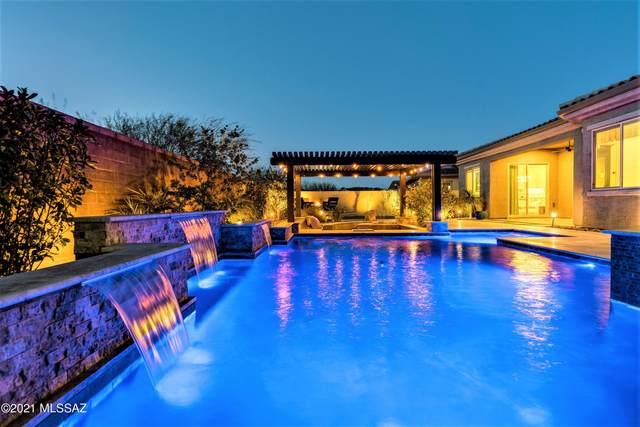 13471 N Trailing Indigo Court, Oro Valley, AZ 85755 (#22104147) :: Tucson Real Estate Group