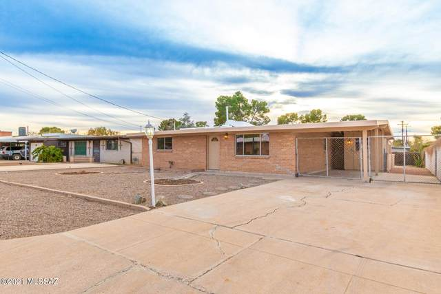 2023 N Cloverland Avenue, Tucson, AZ 85712 (#22104152) :: Keller Williams