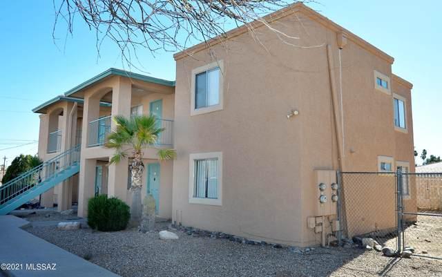 1311 N Gila Street, Tucson, AZ 85745 (#22104164) :: Keller Williams
