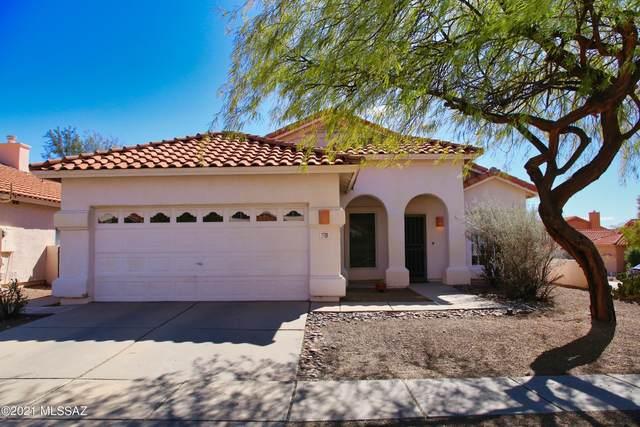 7720 E Calle Del Minique, Tucson, AZ 85750 (#22104177) :: Long Realty - The Vallee Gold Team