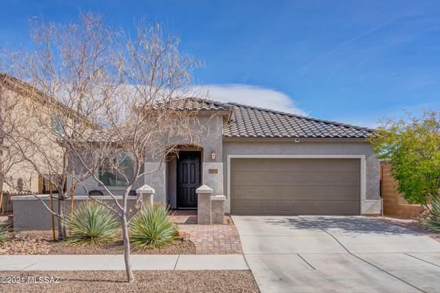 5823 S Clonmellon Avenue, Tucson, AZ 85747 (#22104198) :: Long Realty - The Vallee Gold Team