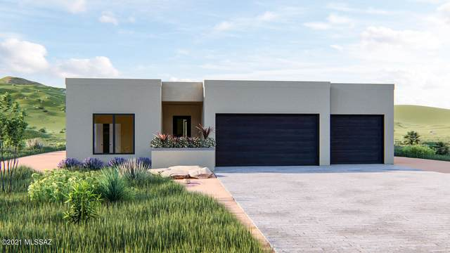 1331 S Cattlemans Loop, Benson, AZ 85602 (#22104213) :: Tucson Real Estate Group