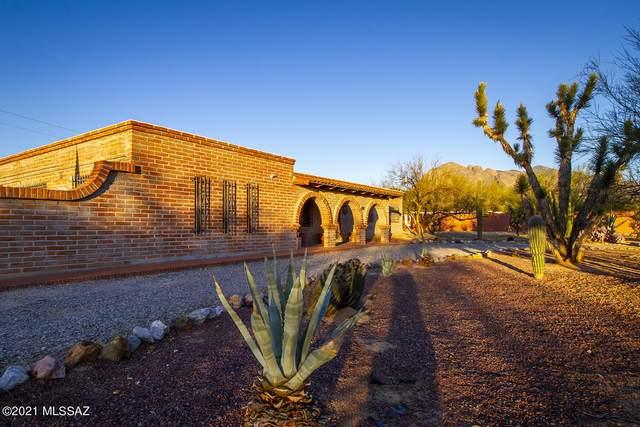 1460 W Sage Street, Tucson, AZ 85704 (#22104236) :: Long Realty - The Vallee Gold Team