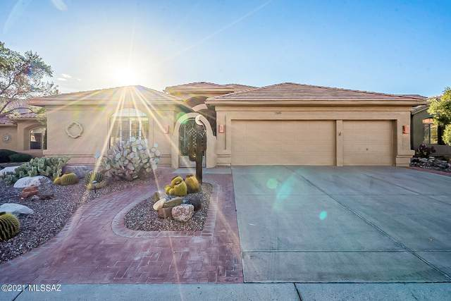 37688 S Golf Course Drive, Saddlebrooke, AZ 85739 (MLS #22104273) :: The Property Partners at eXp Realty