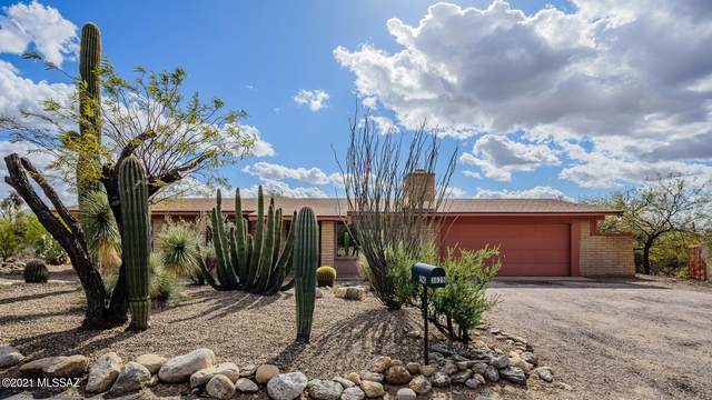 3628 E Marble Peak Place, Tucson, AZ 85718 (#22104294) :: Long Realty - The Vallee Gold Team