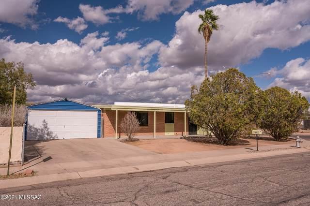 6665 E Mary Drive, Tucson, AZ 85730 (#22104331) :: The Local Real Estate Group | Realty Executives