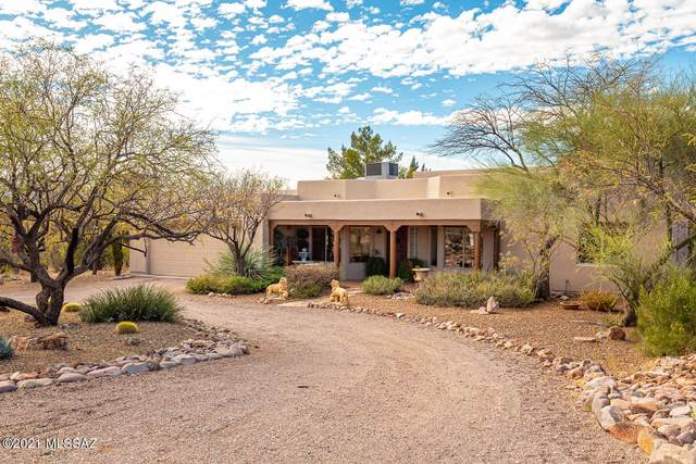 58 Pimeria Alta, Tubac, AZ 85646 (MLS #22104335) :: The Property Partners at eXp Realty