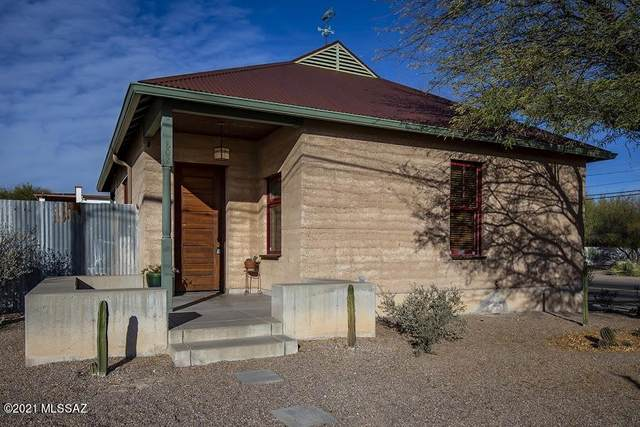 802 S 8Th Avenue, Tucson, AZ 85701 (#22104342) :: The Local Real Estate Group | Realty Executives