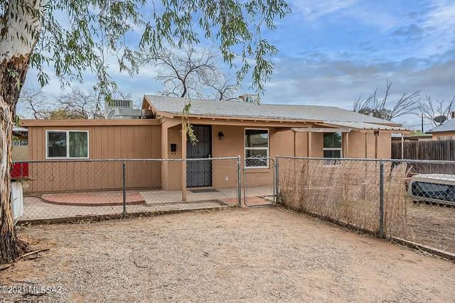 4426 E Lee Street, Tucson, AZ 85712 (#22104356) :: Tucson Real Estate Group