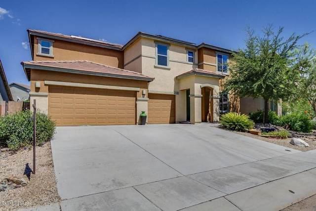 1069 E Pecan Orchard Loop, Sahuarita, AZ 85629 (#22104367) :: Long Realty Company