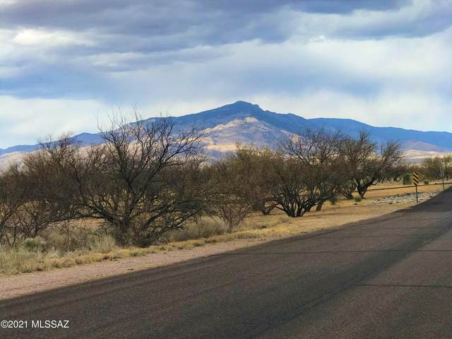 00 W Thunder Pass Road #84, Benson, AZ 85602 (MLS #22104375) :: The Luna Team