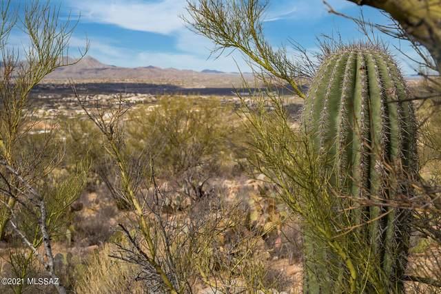 10620 N Del Sole Court N #64, Tucson, AZ 85737 (#22104389) :: Gateway Realty International