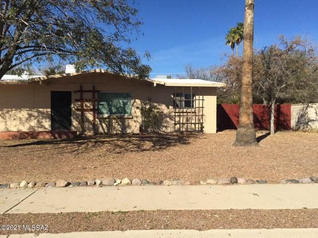 519 E Muriel Place, Tucson, AZ 85704 (#22104396) :: Keller Williams