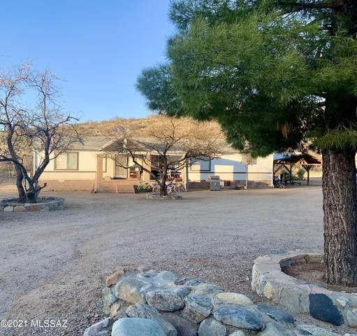 2440 W Santo Nino Drive, Oracle, AZ 85623 (MLS #22104409) :: The Property Partners at eXp Realty
