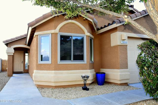 39986 S Old Arena Drive, Tucson, AZ 85739 (#22104422) :: Long Realty - The Vallee Gold Team