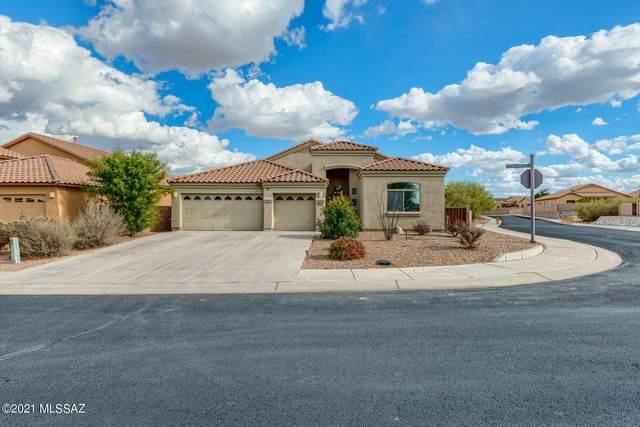 8136 N Fallen Petal Drive, Tucson, AZ 85743 (MLS #22104435) :: The Property Partners at eXp Realty