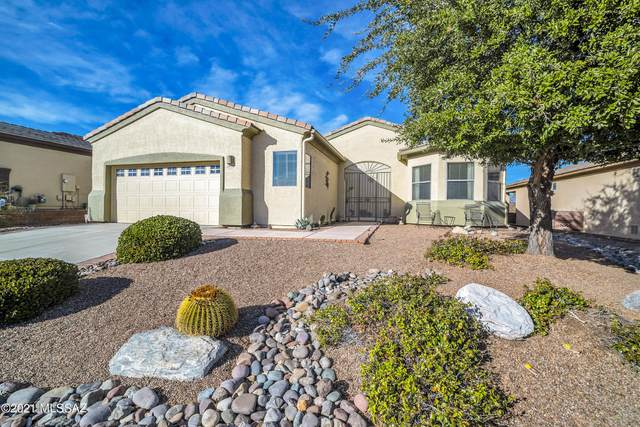 1072 W Mountain Stone Drive, Green Valley, AZ 85614 (#22104456) :: The Local Real Estate Group | Realty Executives