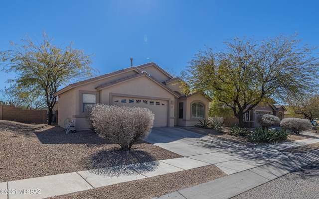 3397 S Desert Motif Road, Tucson, AZ 85735 (#22104459) :: Long Realty - The Vallee Gold Team