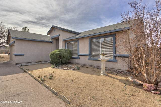 293 Valley View Drive, Rio Rico, AZ 85648 (MLS #22104462) :: The Property Partners at eXp Realty