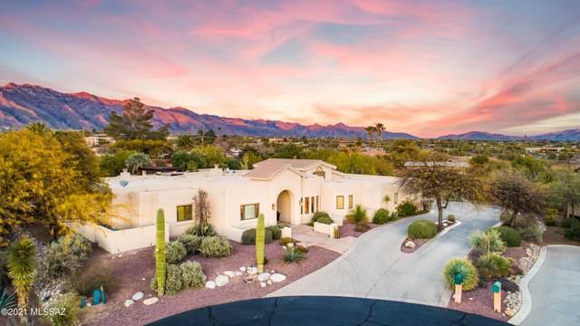 3881 E Placita De Peri, Tucson, AZ 85718 (#22104466) :: Kino Abrams brokered by Tierra Antigua Realty