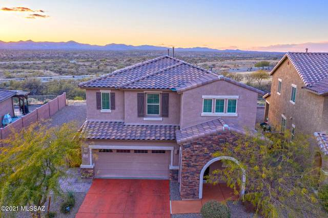 39470 S Old Arena Drive, Tucson, AZ 85739 (#22104477) :: Long Realty - The Vallee Gold Team