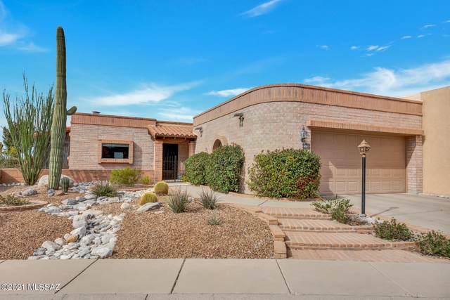 4561 N Arroyo Vacio, Tucson, AZ 85750 (#22104490) :: Kino Abrams brokered by Tierra Antigua Realty