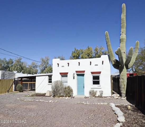 335 E Fontana Place, Tucson, AZ 85705 (#22104494) :: Long Realty - The Vallee Gold Team
