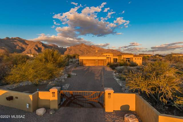 7284 N Christie Drive, Tucson, AZ 85718 (#22104499) :: The Local Real Estate Group | Realty Executives