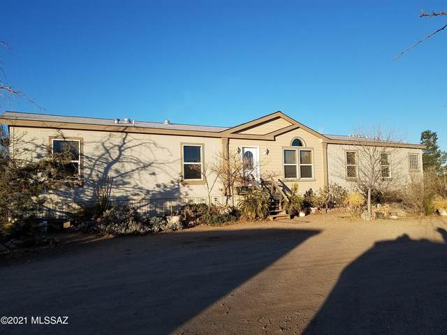 7011 S Quick Silver Road, Willcox, AZ 85643 (#22104509) :: Long Realty - The Vallee Gold Team