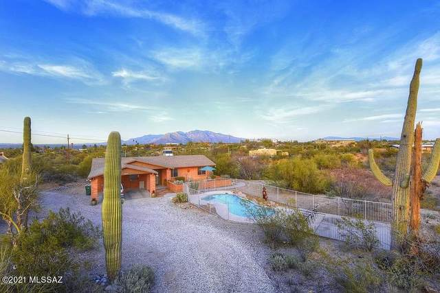 4750 N Tortolita Road, Tucson, AZ 85745 (#22104519) :: Long Realty - The Vallee Gold Team