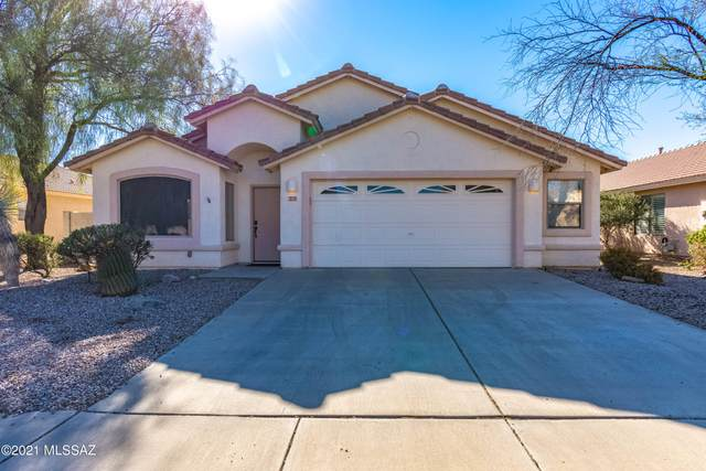 8483 N Cantora Way, Tucson, AZ 85743 (#22104523) :: Keller Williams