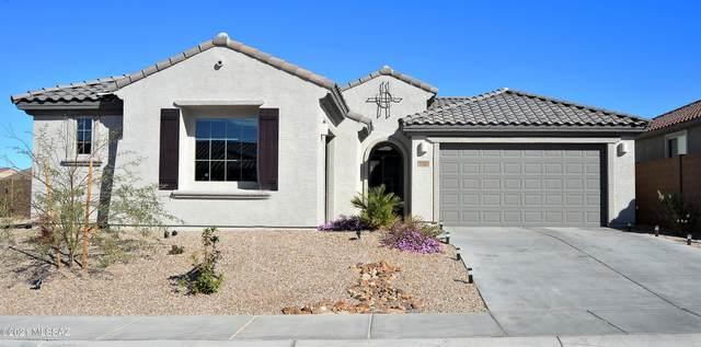 5100 W Calle Vista Del Sur, Tucson, AZ 85742 (#22104524) :: Long Realty - The Vallee Gold Team
