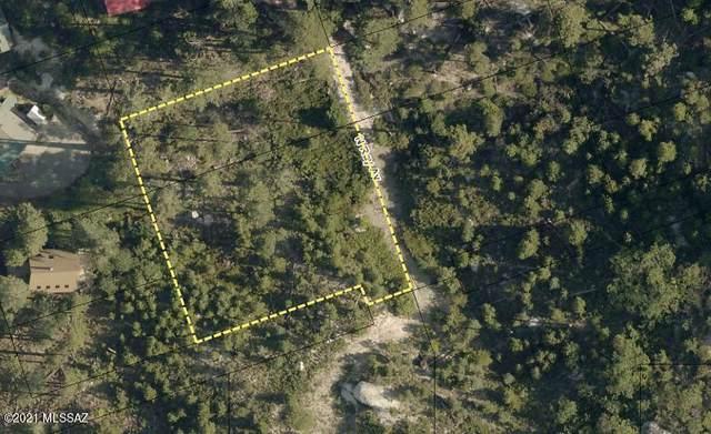 12831 N Ray Avenue #1, Mt. Lemmon, AZ 85619 (#22104529) :: Long Realty Company