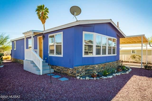 5581 W Bar X Street, Tucson, AZ 85713 (#22104532) :: Long Realty - The Vallee Gold Team