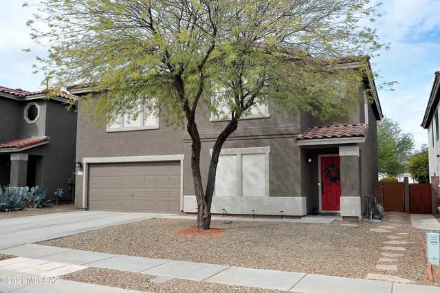 3944 W Pine Creek Way, Tucson, AZ 85745 (#22104534) :: Long Realty - The Vallee Gold Team