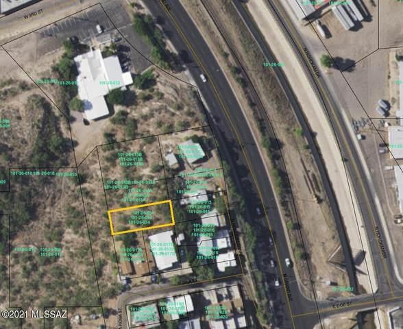 W Santa Rosa Street, Nogales, AZ 85621 (MLS #22104556) :: The Property Partners at eXp Realty