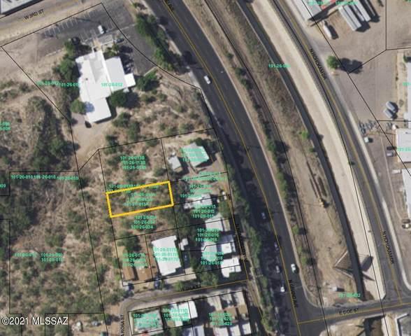 W Santa Rosa Street, Nogales, AZ 85621 (MLS #22104560) :: The Property Partners at eXp Realty