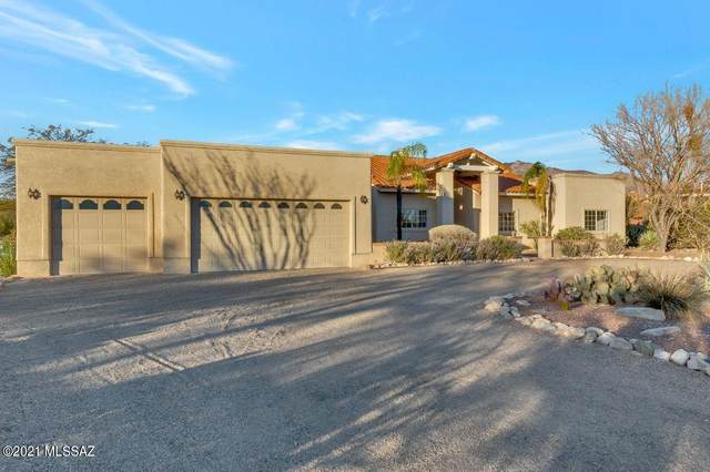 1341 E Calle Mariposa, Tucson, AZ 85718 (#22104561) :: Long Realty - The Vallee Gold Team