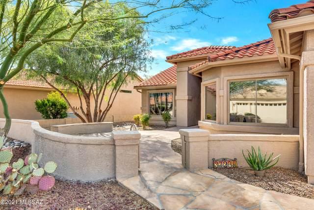 37234 S Desert Bluff Drive, Tucson, AZ 85739 (#22104562) :: Gateway Realty International