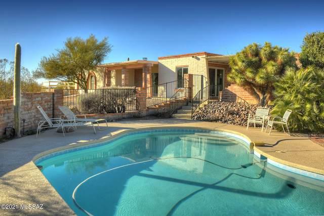 2420 E Camino La Zorrela, Tucson, AZ 85718 (#22104575) :: Kino Abrams brokered by Tierra Antigua Realty