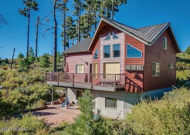 12993 Yuma Road, Mt. Lemmon, AZ 85619 (#22104576) :: The Local Real Estate Group | Realty Executives