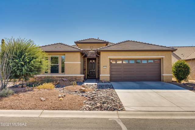2412 E Page Mill Drive, Green Valley, AZ 85614 (#22104586) :: Gateway Realty International