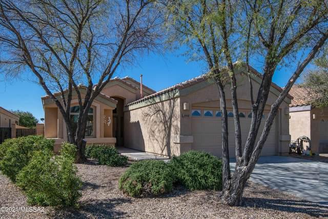 6968 S Spring Walk Drive, Tucson, AZ 85757 (#22104612) :: Keller Williams